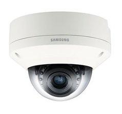 Уличная защищенная купольная IP камера Wisenet (Samsung) SNV-7084RP
