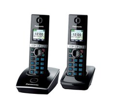 DECT-телефон Panasonic KX-TG8052RUB
