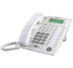 Аналоговый системный телефон Panasonic KX-T7735RU