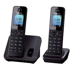 DECT-телефон Panasonic KX-TGH212RUB