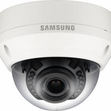 Уличная защищенная купольная IP камера Wisenet (Samsung) SNV-L6083RP