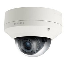 Купольная Уличная IP камера Samsung WISENET SNV-5084RP